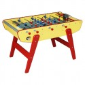 Baby foot Stella Home jaune