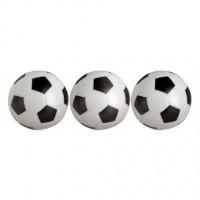 acheter 3 balles plastique 34mm