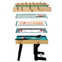 Table multi jeux pliable 16 en 1