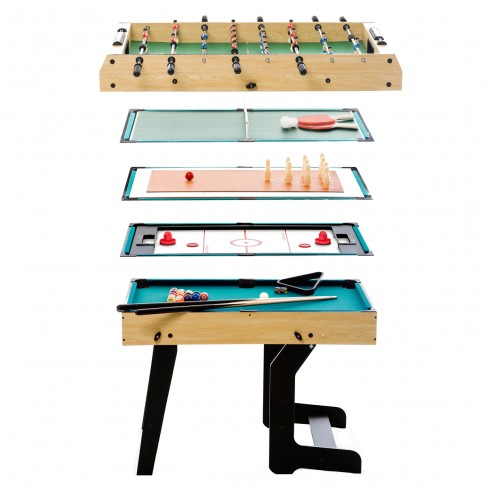 table multi jeux 16 en 1
