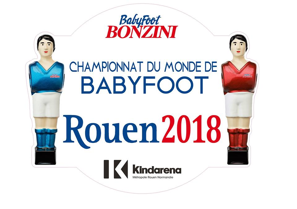 Rouen capitale du baby foot 2018