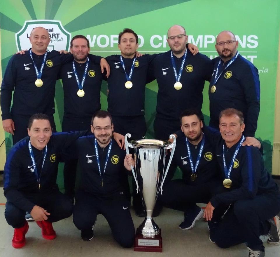 ligue des champions de St Wendel - Allemagne
