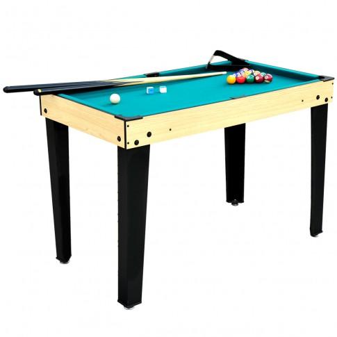table bois multi jeu petit prix