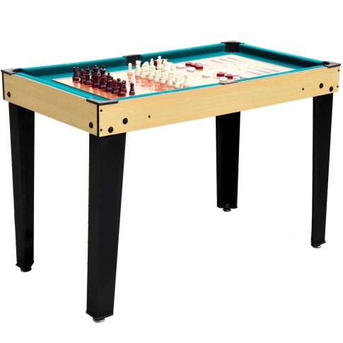 table jeux 10 en 1