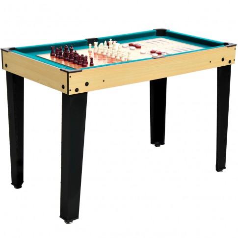 table jeux 10 en 1